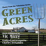 Vic Mizzy Green Acres Theme Sheet Music and PDF music score - SKU 52852