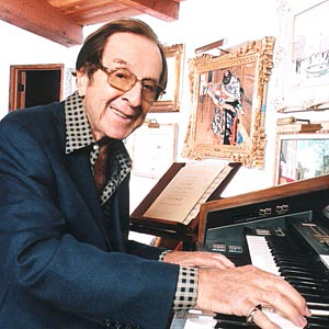 Vic Mizzy, Green Acres Theme, Easy Piano