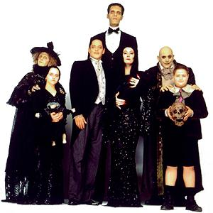Vic Mizzy, The Addams Family Theme, Piano (Big Notes)