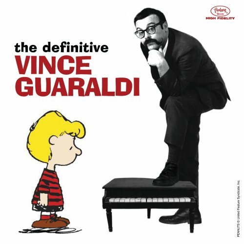 Vince Guaraldi, Christmas Is Coming, Piano