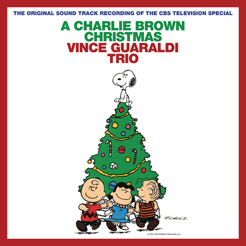 Vince Guaraldi, Christmas Time Is Here, Piano