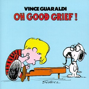 Vince Guaraldi, Linus And Lucy, Piano (Big Notes)