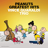 Vince Guaraldi Thanksgiving Theme Sheet Music and PDF music score - SKU 58306