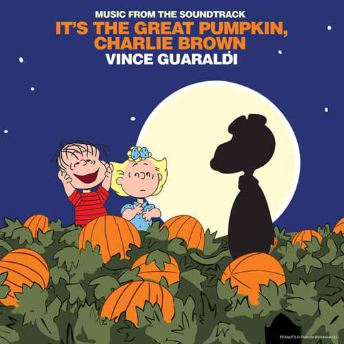 Vince Guaraldi The Great Pumpkin Waltz Sheet Music and PDF music score - SKU 55862