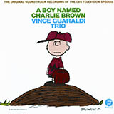 Vince Guaraldi The Pebble Beach Theme Sheet Music and PDF music score - SKU 58304