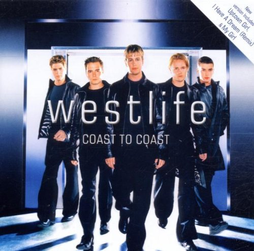 Westlife, What Makes A Man, Piano, Vocal & Guitar