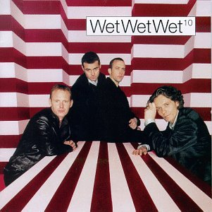 Wet Wet Wet, Theme From Ten, Piano, Vocal & Guitar (Right-Hand Melody)