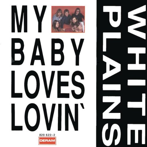 White Plains, Julie Do Ya Love Me?, Piano, Vocal & Guitar (Right-Hand Melody)