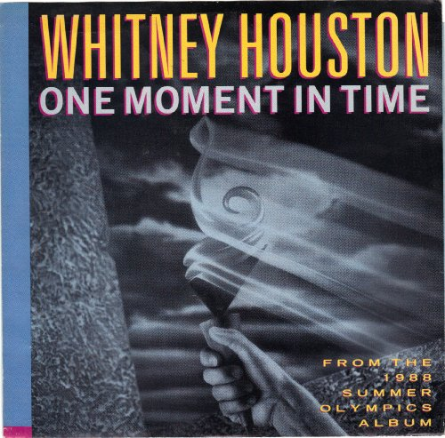 Whitney Houston, One Moment In Time, Easy Piano