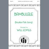 Will Lopes Bambulele Sheet Music and PDF music score - SKU 199504