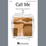 Will Schmid Call Me Sheet Music and PDF music score - SKU 98092
