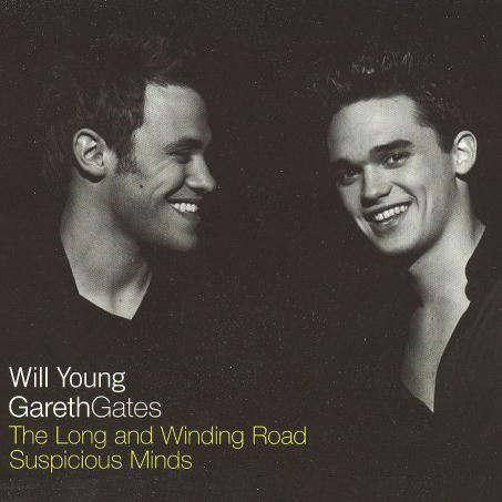 Will Young & Gareth Gates, The Long And Winding Road, Melody Line, Lyrics & Chords