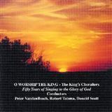 William Gardiner O Worship The King Sheet Music and PDF music score - SKU 86826