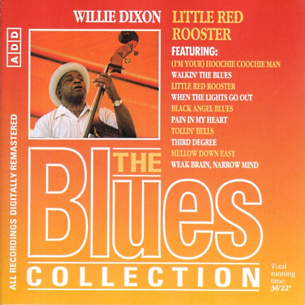 Willie Dixon Little Red Rooster profile image
