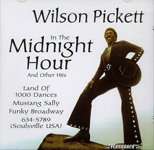 Wilson Pickett, In The Midnight Hour, Easy Guitar