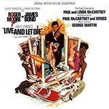 Paul McCartney & Wings Live And Let Die Sheet Music and PDF music score - SKU 153601
