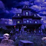 Buddy Baker Grim Grinning Ghosts (from Phantom Manor, Disneyland Resort Paris) Sheet Music and PDF music score - SKU 24841