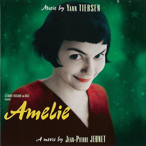 Yann Tiersen, La Valse D'Amelie, Piano