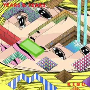 Years & Years, King, Piano, Vocal & Guitar (Right-Hand Melody)
