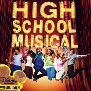 Zac Efron & Vanessa Hudgens, Breaking Free (from High School Musical), 2-Part Choir