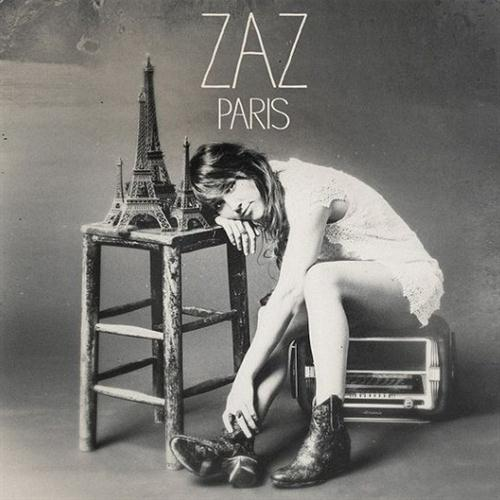 Zaz, I Love Paris - J'aime Paris, Piano, Vocal & Guitar (Right-Hand Melody)
