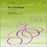 Ziek St. Louis Blues - Trumpet 1 Sheet Music and PDF music score - SKU 313885