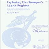 Zorn Exploring The Trumpet's Upper Register Sheet Music and PDF music score - SKU 124904